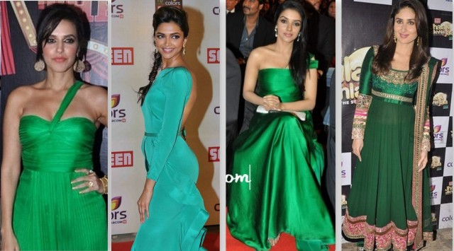 emerald green bollywood-1