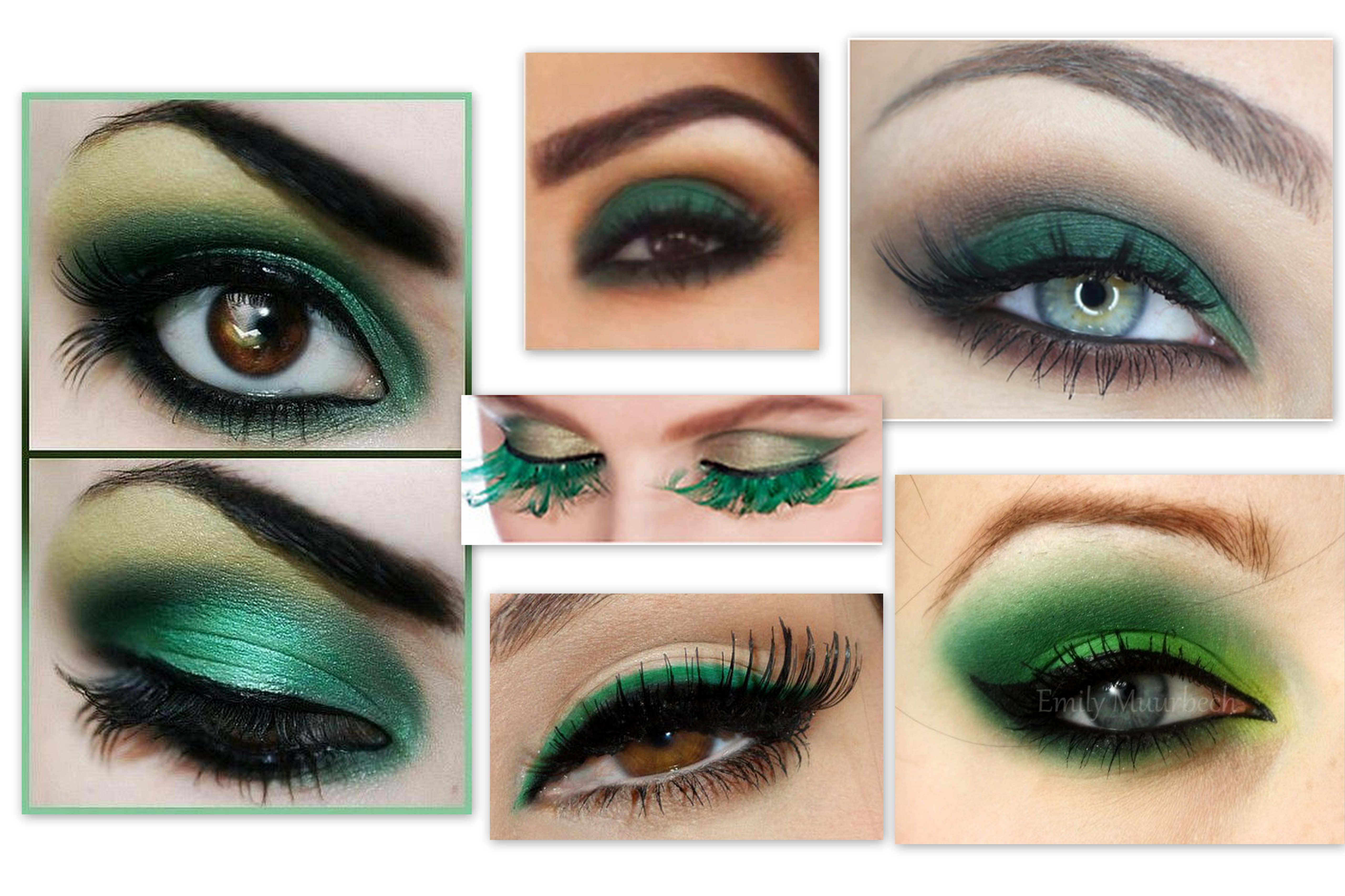 Trend Alert Wearing Emerald Green Insane Dissections