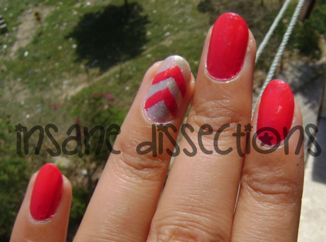 Accent nails 2