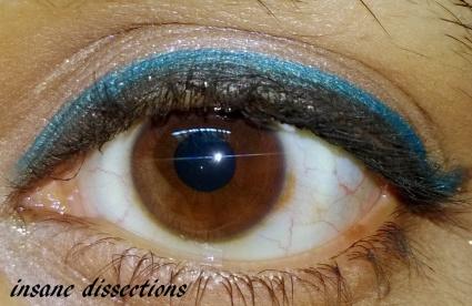 turquoise eyes maybelline