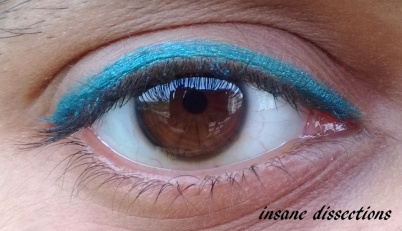 Maybelline turquoise insane dissections