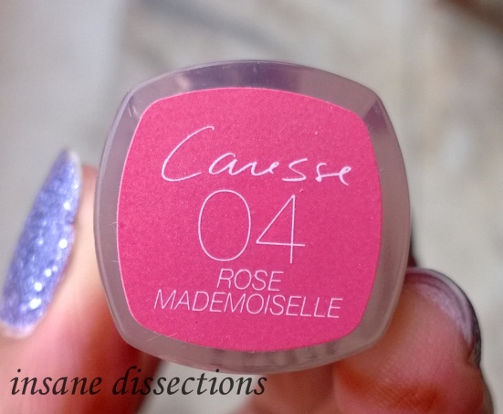 Loreal rouge caresse