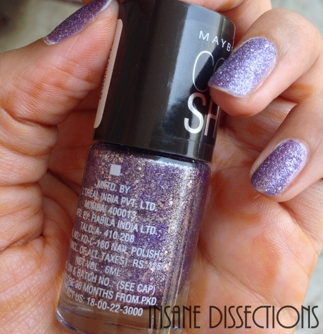paparazzi purple glitter