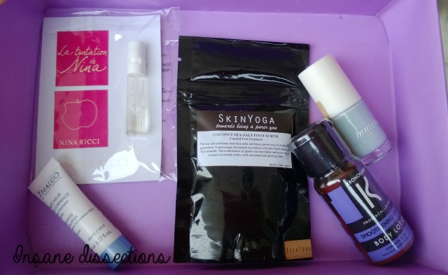 Envy box june-2