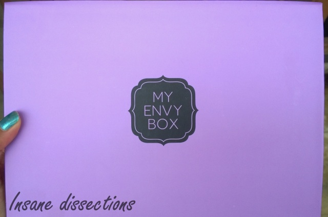 july envy box