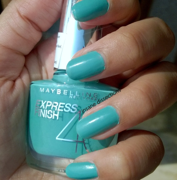 maybelline express finish review