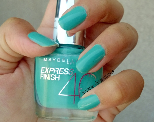 maybelline express finish