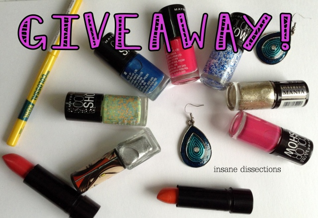 monsoon makeup giveaways