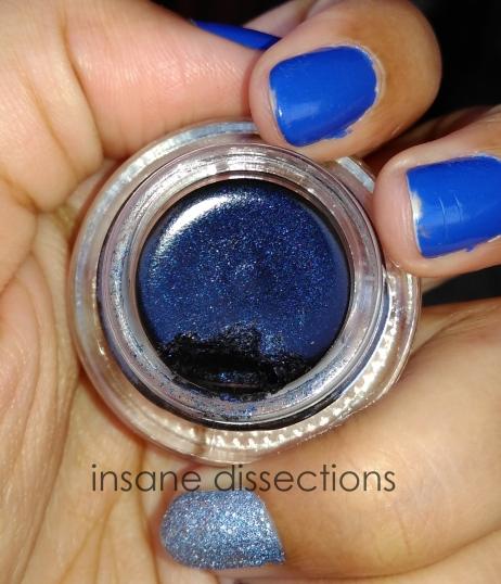 loreal paris gel intenza sapphire blue eyeliner