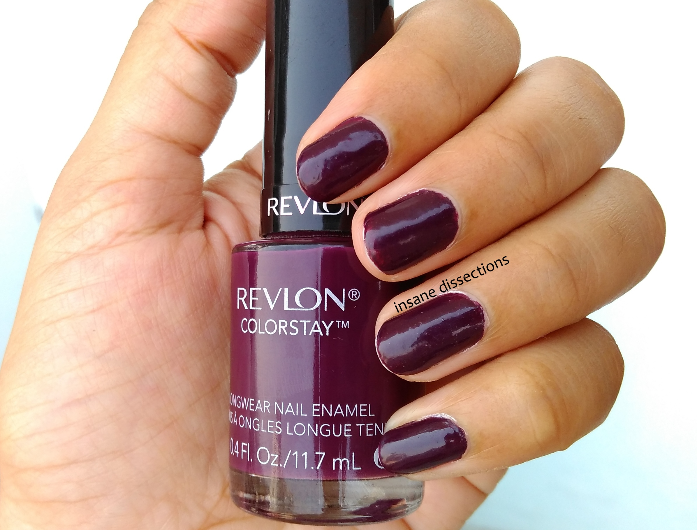 deep-purple-nails | Insane Dissections