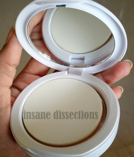 maybelline compact review shell