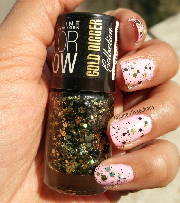 Maybelline colorshow bling thing