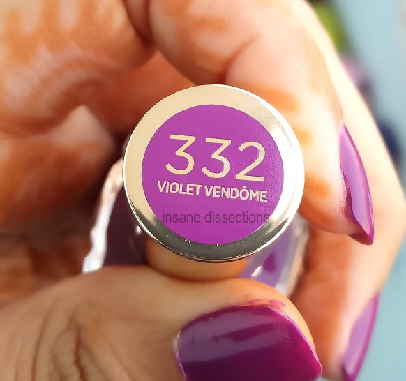 loreal-purple-nailpaint