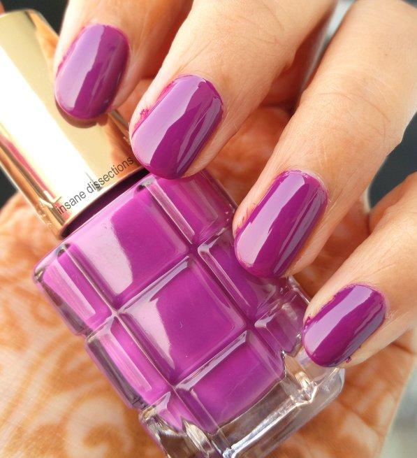 violet-nails