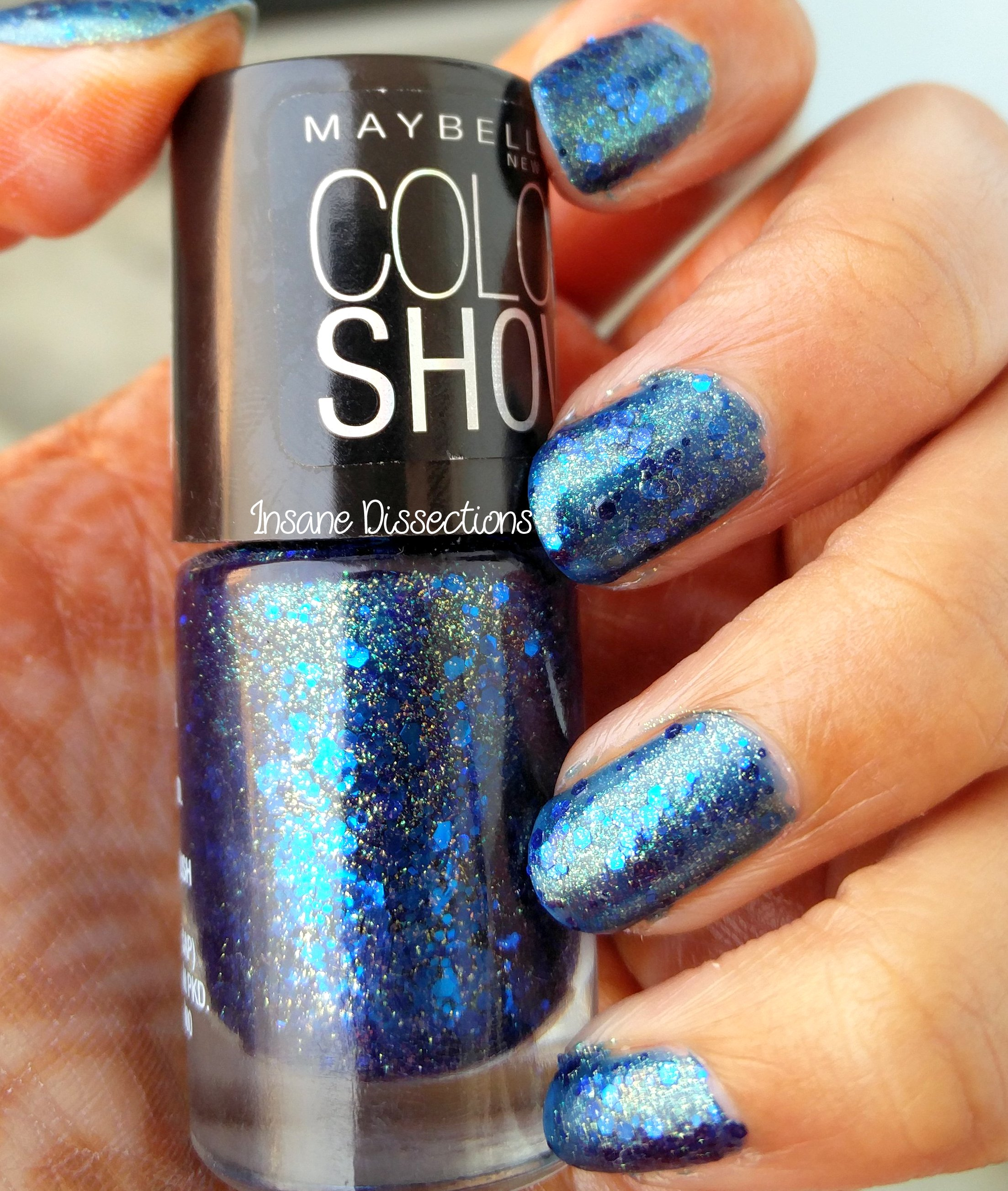 Maybelline Colorshow Party Girl nailpolish ~ Rock the Night 117 ...