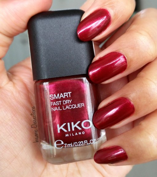cherry red nails | Insane Dissections