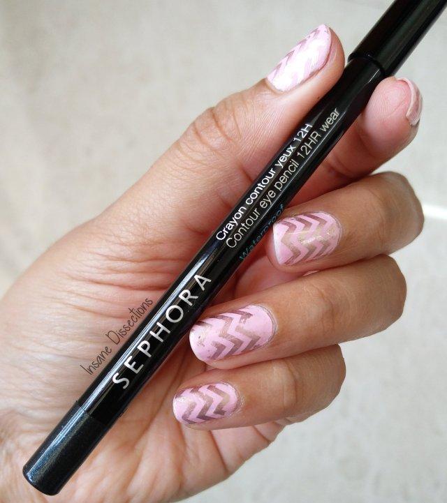 eyeliner beauty scribblings